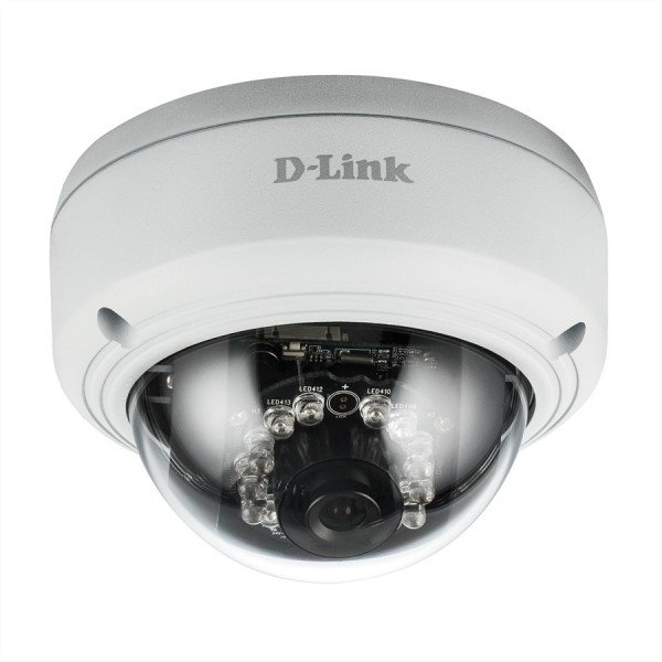 D-Link DCS-4603 PoE Dome Vigilance Full HD Camera