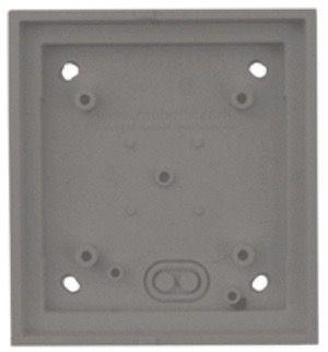 MOBOTIX MX-OPT-Box-1-EXT-ON-DG 1er Aufputzgehäuse, dunkelgrau