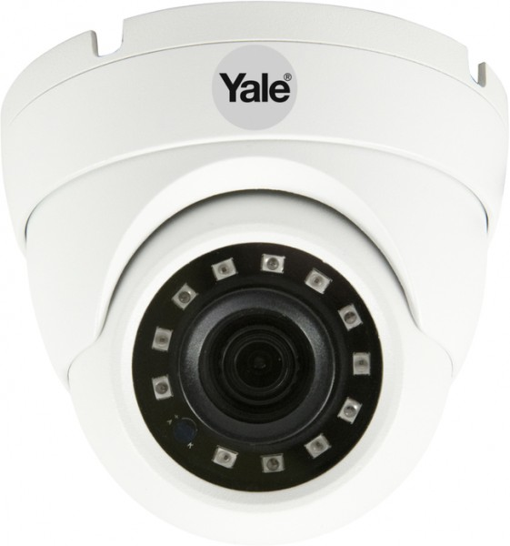 Yale Smart Home CCTV Fix-Dome Kamera SV-ADFX-W