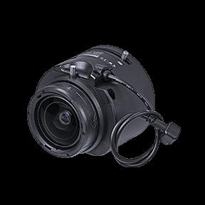 "VIVOTEK AL-237 Objektiv, DC-Iris, F1,6 4.1 bis 9mm 1/1.8"" für IP9181-H"