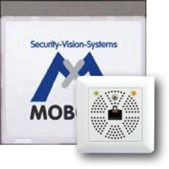 MOBOTIX MX-2wirePlus-Info1-EXT-DG Infomodul Mx2wire+ mit LEDs, dunkelgrau