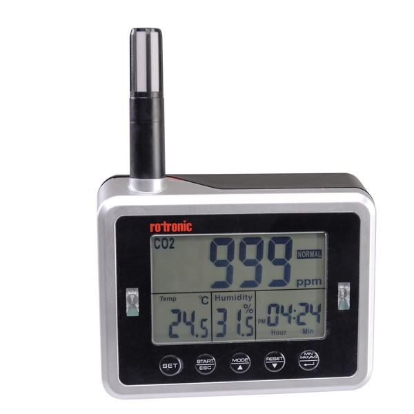 CL11 - CO2-, Feuchte- und Temperatur-Datenlogger