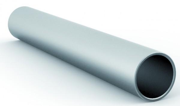 MOBOTIX Alurohr für die Basishalterung, 1m (MX-MT-TUBE100)