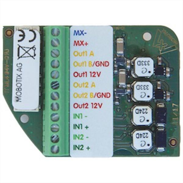 MOBOTIX Erweiterungsmodul nur für i26/c26/p26/v26 (Mx-A-IOA-IC)