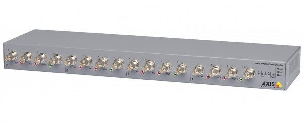 Axis P7216 Videoserver für 16 analoge Cam H.264