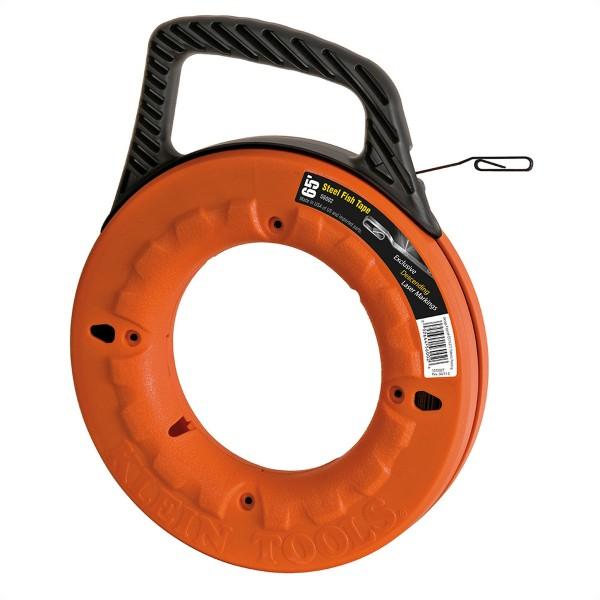 KLEIN TOOLS 56002 Stahleinziehband 3,2 mm Breite, 20 m
