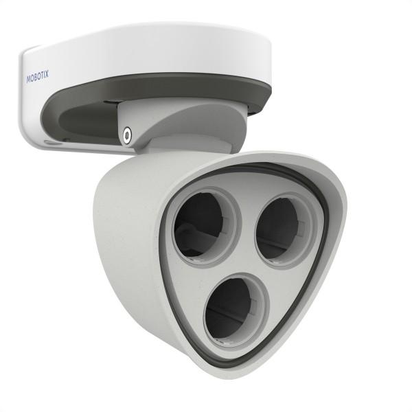 MOBOTIX M73 Kamera Body ohne Objektiv(e) weiss-grau, Variante RJ45