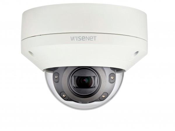 Hanwha XNV-6080R Vandal 2-MP-Netzwerk-IR-Domekamera
