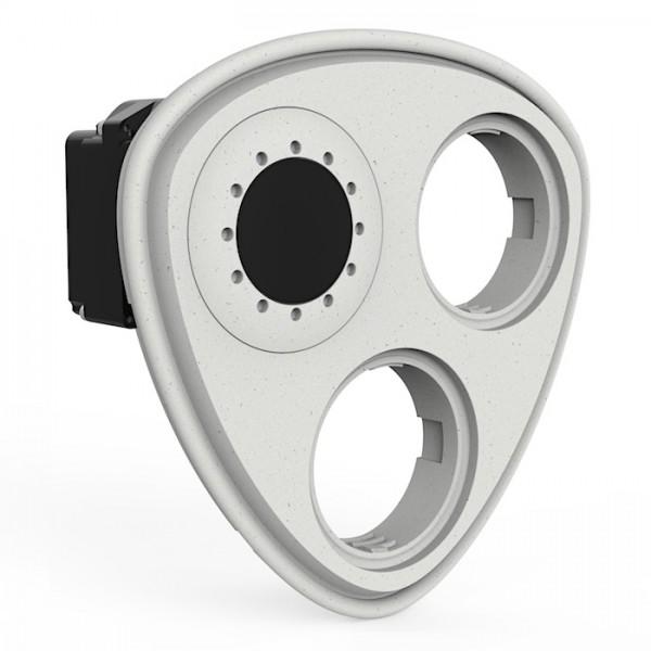 MOBOTIX Sensormodul 4K/UHD Nacht B150/30° weiss (für M73/S74)