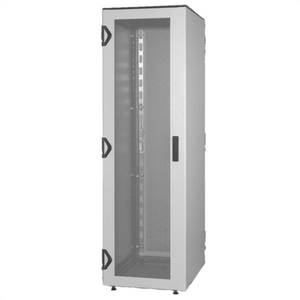 VARISTAR Serverschrank 42 HE, 2000x800x1000mm, o.Sockel, RAL7035