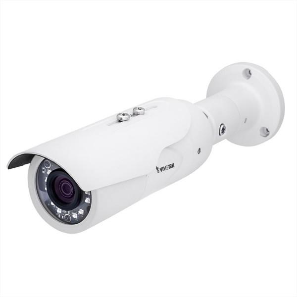 VIVOTEK IB8369A (8 Stück) rev2 Bullet IP Kamera 2MP, Outdoor, IR, PoE, 3,6mm, IP66