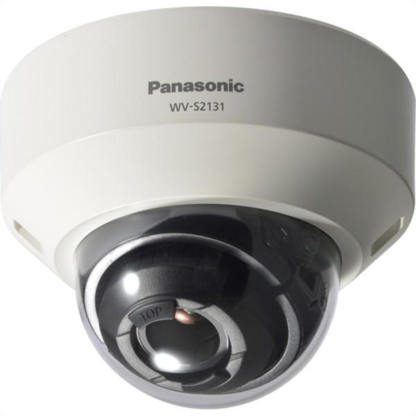 PANASONIC i-Pro Extreme WV-S2131 iA Fix Dome IP Kamera für den Innenbereich