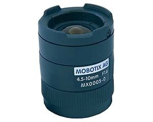 MOBOTIX MX-B045-100-CS CSVario-Objektiv für Kameras mit CS-Mount