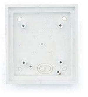 MOBOTIX MX-OPT-Box-1-EXT-ON-PW 1er Aufputzgehäuse, weiß