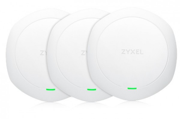 Zyxel NWA1123-ACHD Wave 2 NebulaFlex Access Point 3x (ohne PoE)