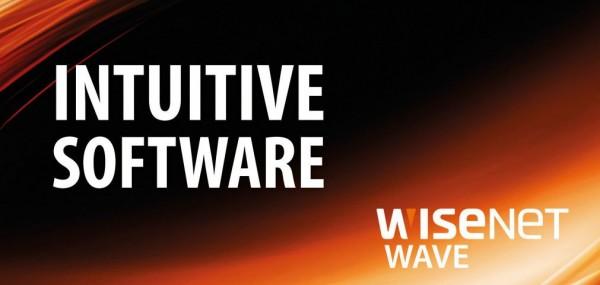 Hanwha Wisenet WAVE Single Recording License WAVE-PRO-01/EU