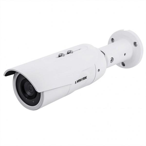 VIVOTEK IB9389-EHM Bullet IP-Kamera 5MP für den Außeneinsatz, 2,8 bis 12mm, bis -50°C