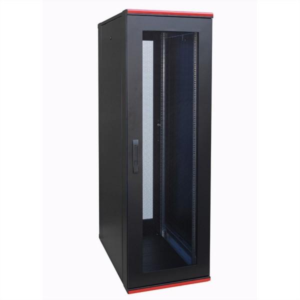 ROLINE Serverschrank 42 HE, 800x1000 mm, schwarz