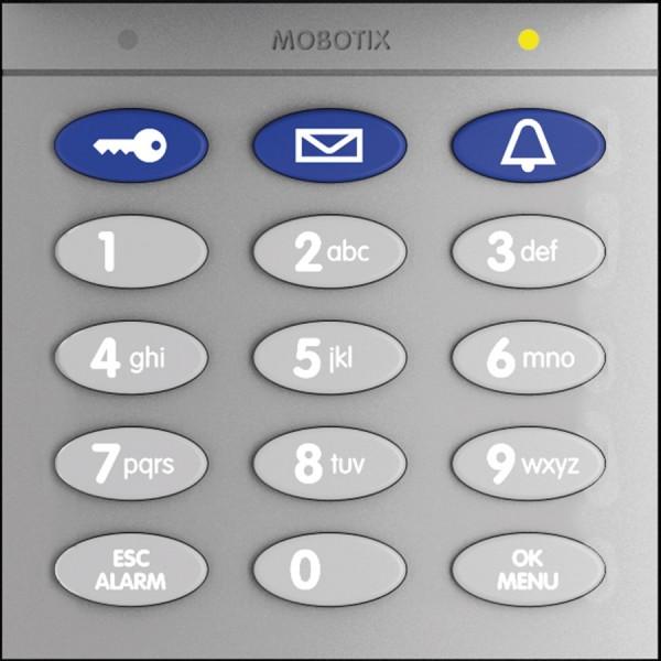 MOBOTIX KeypadRFID silber (Mx-A-KEYC-s)