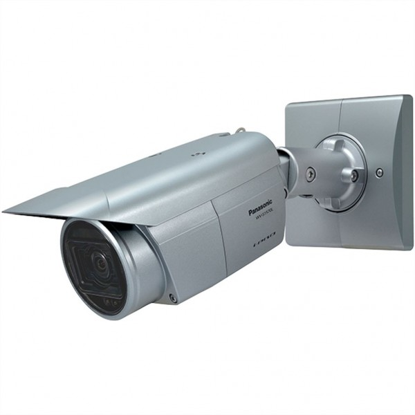 PANASONIC WV-S1570L 4K Bullet IP-Kamera, Nachtfarbsicht, Smart H.265, iA, IP66, IK10