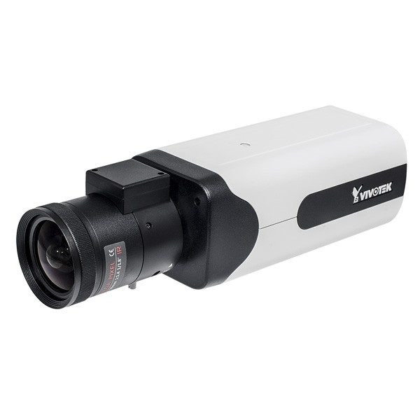 VIVOTEK IP9171HP Box IP Kamera 3MP, WDR Pro, H.265, Remote Back Focus, Smart