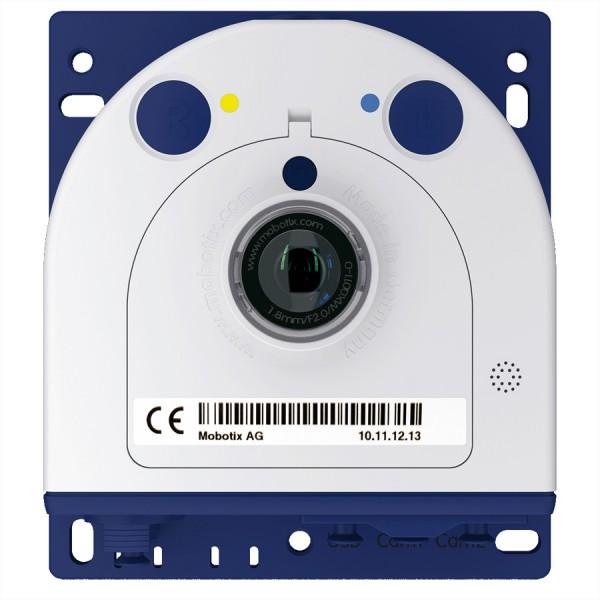 MOBOTIX S26B Hemispheric Kamera 6MP mit B016 Objektiv (180° Nacht)