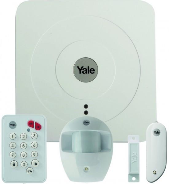 Yale Smart Home Alarm SR-2100i Set
