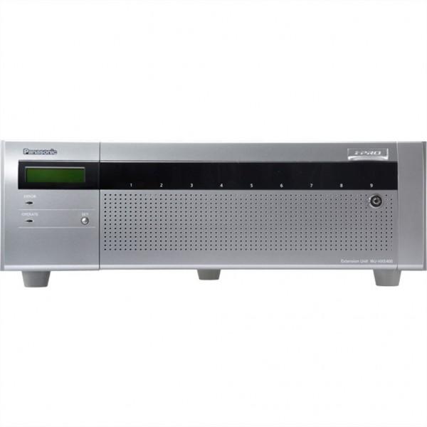 PANASONIC WJ-HXE400/12TB Festplatten-Erweiterungseinheit für WJ-NXE-4000 mit 12TB Speicherkapazität
