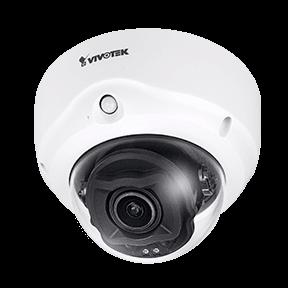 VIVOTEK FD9187-HT Fixed Dome IP Kamera 5MP, für den Inneneinsatz, 2,7 bis 13,5mm, PIR Sensor