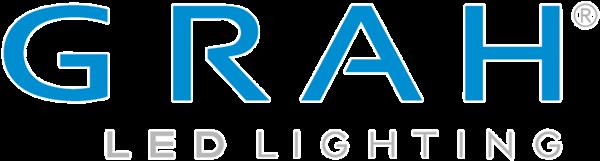 Masthalter für GRAH LSL und ECO Leuchten Ø 76mm -/+15°, RAL9006 Grau