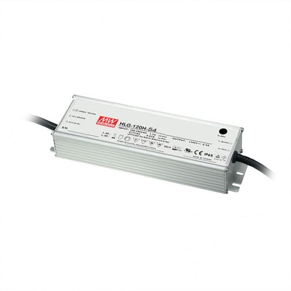 MEAN WELL HLG-120H-54 Industrie Netzteil, 54 VDC