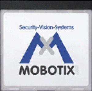 MOBOTIX MX-Info1-EXT-BL Infomodul mit LEDs, schwarz