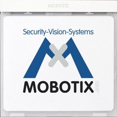 MOBOTIX Infomodul mit Mx2wire schwarz (Mx2wire-Info1-EXT-BL)