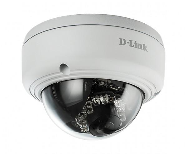 D-Link DCS-4602EV PoE Dome Vigilance Kamera