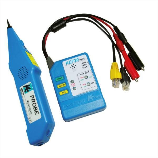 KE701 Leitungssucher Kit aus Easytest720 und Probe410