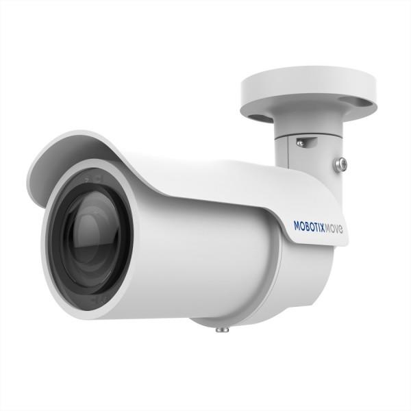 MOBOTIX MOVE Bullet Kamera 4MP, IP66/IK10, 13.7W, WDR, IR, 3-9mm (35-103°)