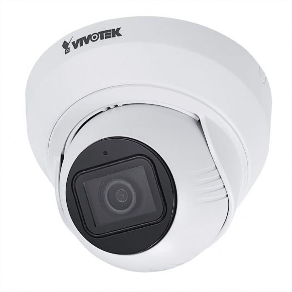 VIVOTEK IT9389-HT Kompakte IP-Dome-Kamera für den Außenbereich mit 5MPund IR-Beleuchtung bis 30m, Va