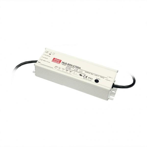 MEAN WELL HLG-80H-54 Industrie Netzteil, 54VDC