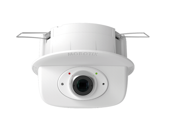 MOBOTIX p26B-Indoorkamera 6MP mit B016 Objektiv (180° Tag) IP20 und IK06, AUDIO