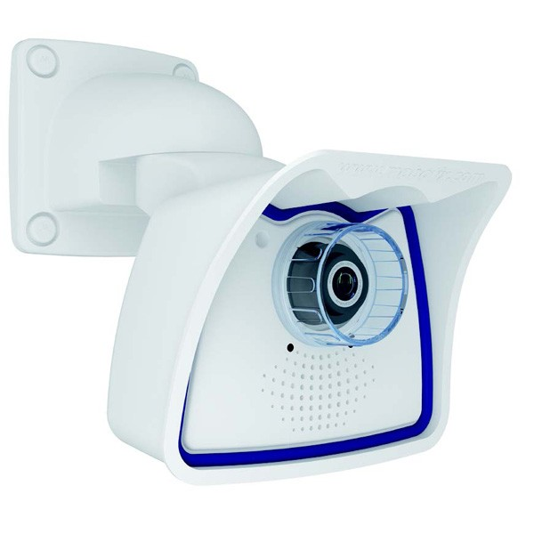 MOBOTIX M25 AllroundMono-Kamera 6MP, mit N079 Objektiv (45° Nacht)