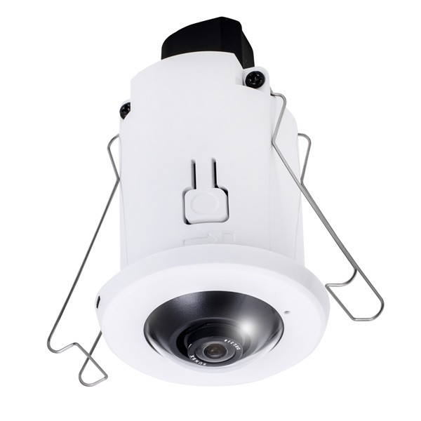 VIVOTEK FE8182 Fisheye IP Kamera 5MP, Indoor, 360°, PoE, Deckeneinbau
