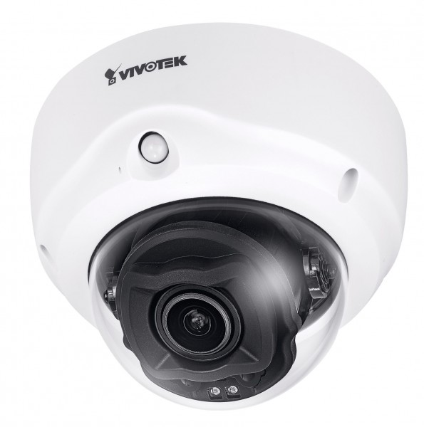 VIVOTEK V-SERIE FD9187-HT Fixed Dome IP-Kamera, 5 MP, IR, Indoor, 2,7-13,5mm