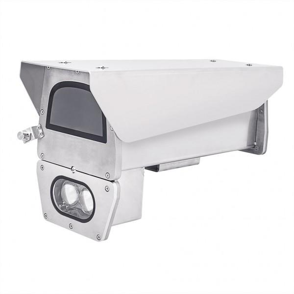 VIVOTEK AE-510-I Edelstahlgehäuse AC24V für IP-Box Kamera beheizt, Gebläse IP68 mit IR-Beleuchtung
