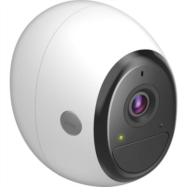 D-Link DCS-2800LH WiFi Battery Camera, IP65, PIR-Sensor, IR, 115°, mydlink