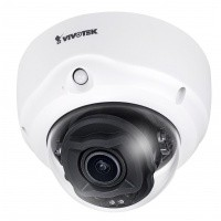 VIVOTEK V-SERIE FD9187-HT-A Fixed Dome IP-Kamera, 5 MP, IR, Indoor, 2,7-13,5mm