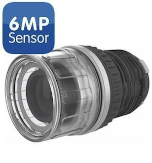 MOBOTIX Mx-O-SMA-S-6N500-b Sensormodul 6MP, B500 (Nacht), schwarz