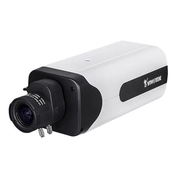 VIVOTEK IP8166 Box IP Kamera 2MP, Indoor, WDR, PoE, 2,8-12mm
