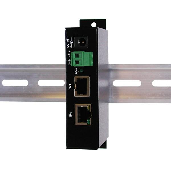 EXSYS EX-6006PoE PoE Gigabit Injektor Metall