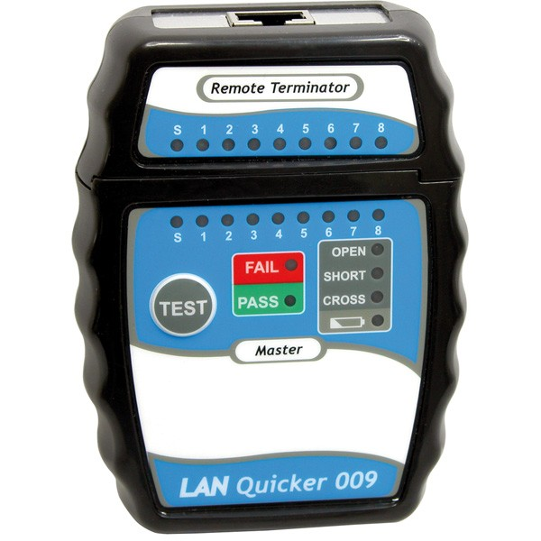 VALUE LAN Quicker Kabel Tester