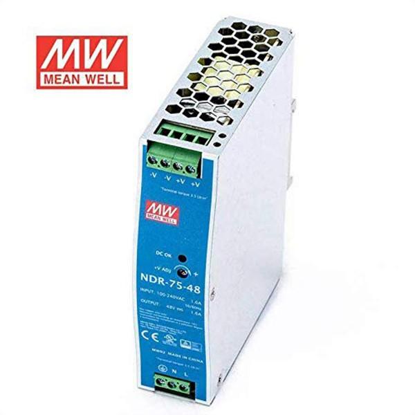 MEAN WELL NDR-75-48 Hutschienennetzteil 75W 48V DC